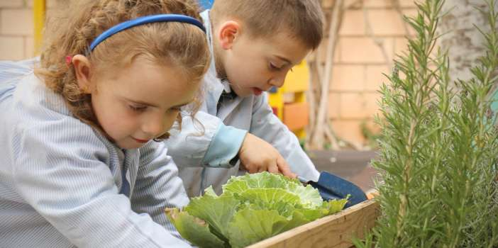 Early Years entorno de aprendizaje