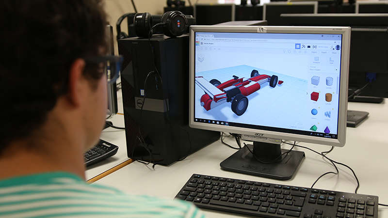Diseño 3D Robótica