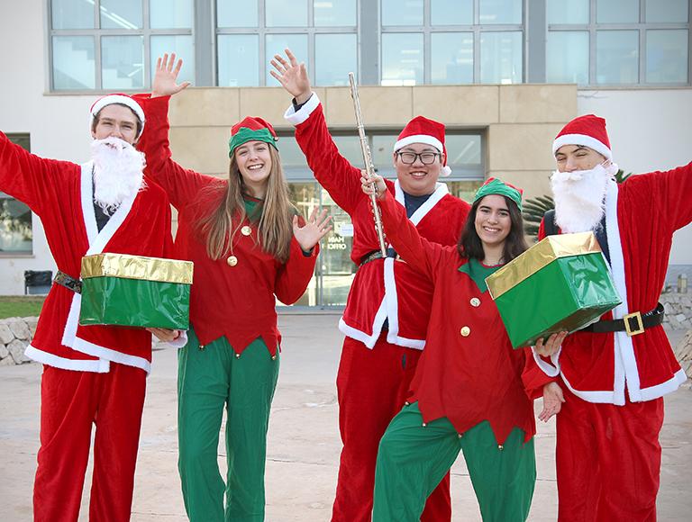 Navidad Solidaria en Caxton College