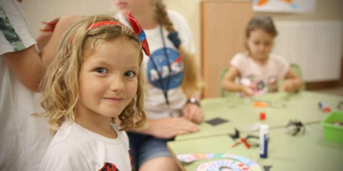 Semana temática del English Language Camp de Caxton College. Porgramas de verano